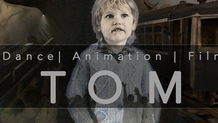 TOM by award-winning choreographer and film maker, Wilkie Branson will be performed in a socially di