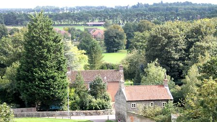 Green spaces around Thetford; it is vital we preserve enough green land to keep our wellbeing, says