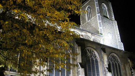 St Andrew's Church, Norwich Picture: Lydia Taylor/iwitness24