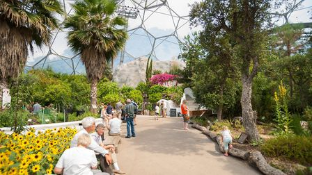 Eden Project. Copyright: Getty Images