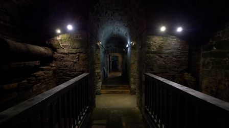 Bodmin Jail is a fascinating destination – day or night