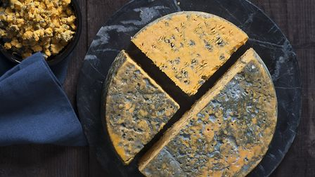 Blacksticks Blue cheese is one of the items available through Butlers Larder