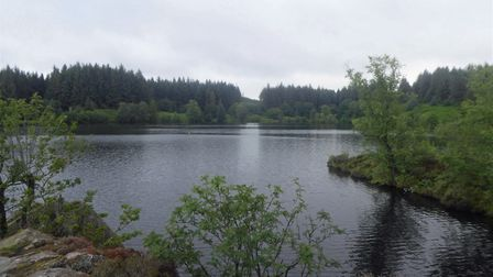 Simpson Ground reservoir by Emily Rothery