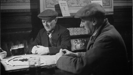 A Bolton pub in the 1930s