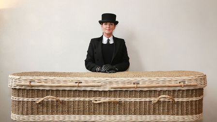 Lianna Champ of Champ Funeral Services