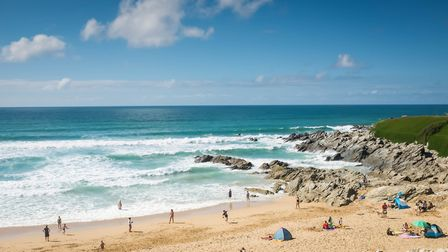 Fistral beach. Photo credit: greeneyedlens, Getty Images/iStockphoto