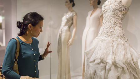 See fashion through the ages at the Fashion Museum