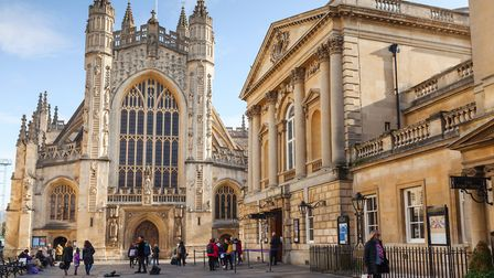 Bath Abbey (c) eugenesergeev / Getty Images