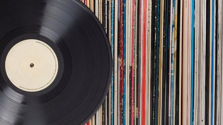 Vinyl records are hot property now - what's your collection worth? Image: Getty Images