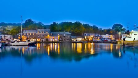 Although just outside the AONB Padstow is the nearest large town and offers great photographic poten