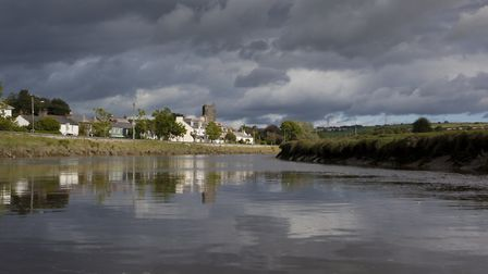 Wadebridge is outside the Camel Estuary AONB but is another great place to explore by kayak