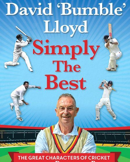 Bumble's new book, Simply the Best, is out this month