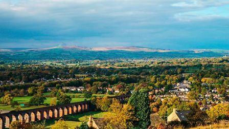 Whalley Viaduct by John Lenehan