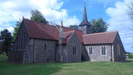 St Mary's Church (photo: Laurie Page)