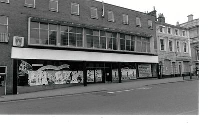 Mann Egerton's showroom in Prince of Wales Road in Norwich. Photo: Archant archive