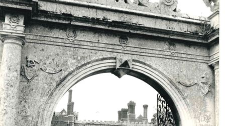 Hunstanton Hall, scene of ghostly goings-on. Photo: Archant archive