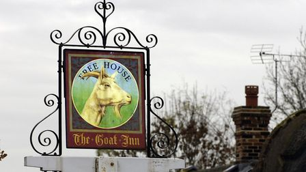 The Goat Inn at Skeyton. Photo: Archant archive