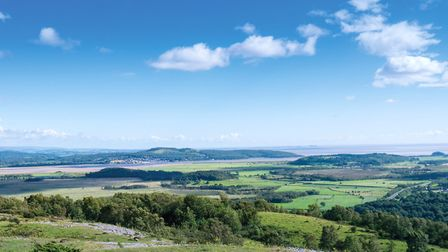 The view to Arnside