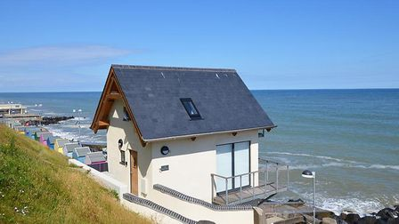 The Wee Retreat in Sheringham is available for week-long stays via Norfolk Cottages. Photo: Norfolk