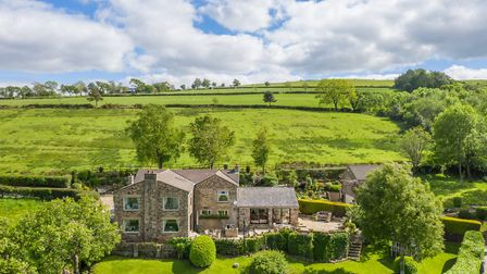 Cockerham Hall Farm, Mellor