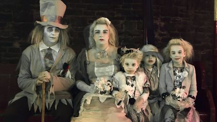 Find the grey family at the East Lancs Railway this Halloween