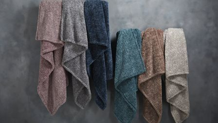 Walton & Co, Cosy Cloud throw (£21) from The Emporium. Picture: James' Places