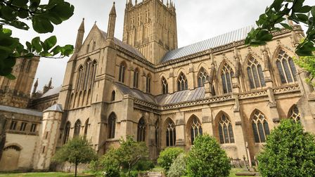 Wells Cathedral (c) Scott-Cartwright / Getty Images