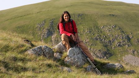 Outdoor writer and photographer Vivienne Crow on the Lake District fells