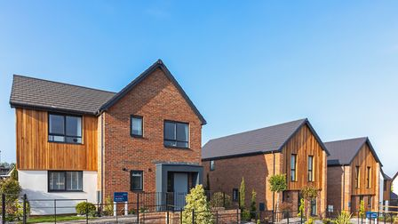 Kingswood Homes' Hollies development at Forton