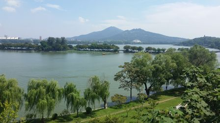 Essex twin towns: Xuanwu Lake Park in Nanjing, China, has links with Essex