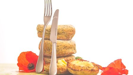 Try these muffins with poppy seeds for a change on the usual recipe. PHOTO: RichardBudd.co.uk