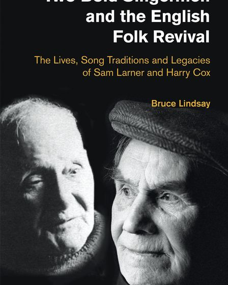 Two Bold Singermen and the English Folk Revival by Bruce Lindsay