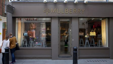 Mulberry, the luxury fashion company, was founded in Somerset in 1971 by Roger Saul. PHOTO: Getty/Th