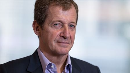 Alastair Campbell Photo: Jerome Favre/Bloomberg via Getty Images