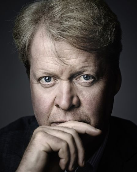 Earl Spencer, talks about The White Ship Photo: Robert Wilson/Contour by Getty Images