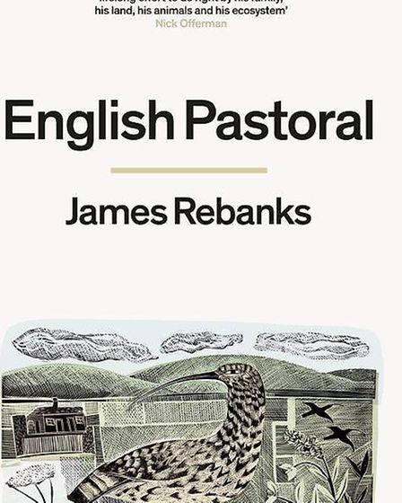 James Rebanks latest book