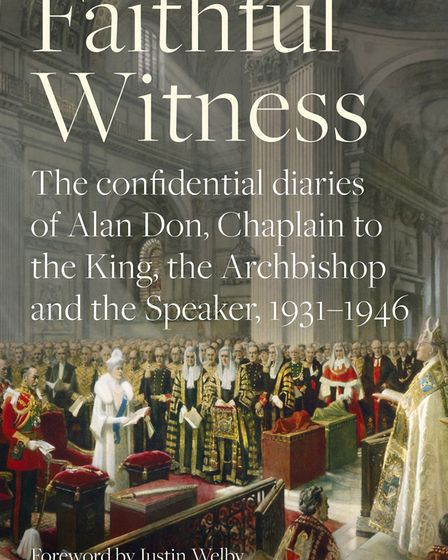 Faithful Witness - the diaries of Alan Don