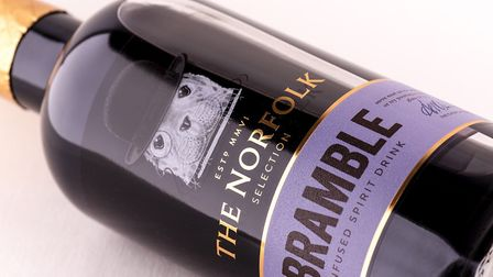 The Norfolk Bramble, from The English Whisky Company. Photo: the English Whisky Company