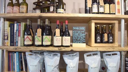Saltpeter Wines specialises in natural wines that are eco-friendly and ethically-sourced Picture: So