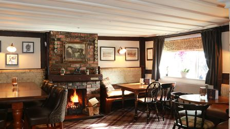 Relax in the cosy snug. Picture: Archant