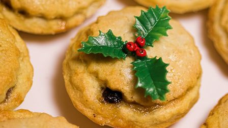 Mince pies are the traditional way to consume mincmeat - but how about a mincemeat bread-and-butter