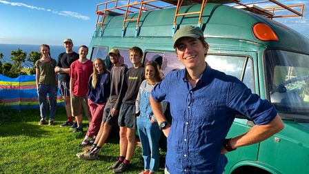 Cornwall with Simon Reeve - TX: n/a - Episode: This Cornish Summer with Simon Reeve - Ep1 (No. 1) -
