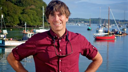 Programme Name: Cornwall with Simon Reeve - TX: n/a - Episode: This Cornish Summer with Simon Reeve