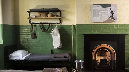 Photograph by Emily Whitfield-WicksFortress Falmouth & the first World War at Pendennis Castle - Ne
