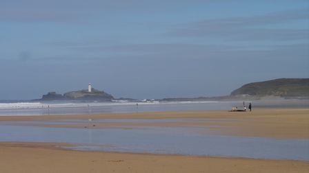 SAS Safer Seas Service app gives vital information about your favourite beaches, including Godrevy.