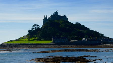 Which family live on St. Michaels Mount?