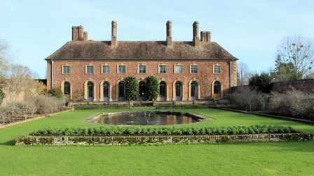 The beautiful grounds and gardens of Barrington Court are well worth an explore. PHOTO: Getty/Mike B