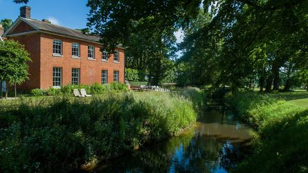 Ringshall Grange has been refurbished as a beautoful country retreat by owners Laura Ormerod and Ste
