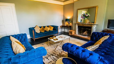 Comfortable and welcoming, Ringshall Grange is a wonderful place to relax in the heart of Suffolk. I