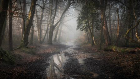 Roman Road by Leigh Dorey/Landscape Photographer of the Year 13/AA Publishing
